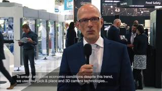Packaging solutions for cosmetics producers: Schubert-Cosmetics Celebrates Premier at interpack 2017