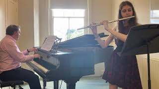 Gaubert Second Flute Sonata
