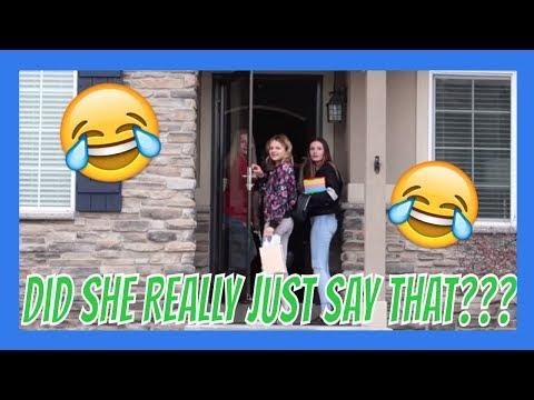 I just love Embarrassing Kesley 😂😂😂