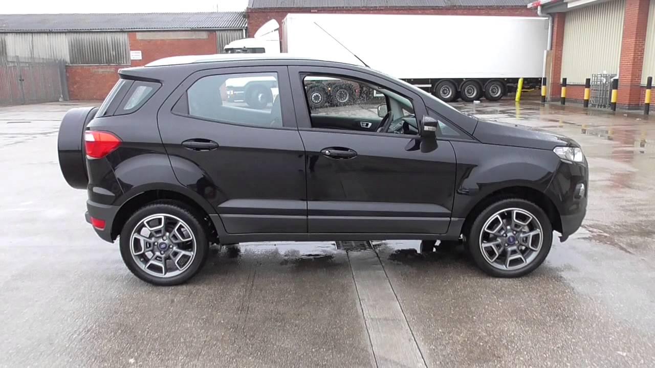 ford ecosport 008 compact suv titanium non local svp 1 5 tdci 91ps rh youtube com