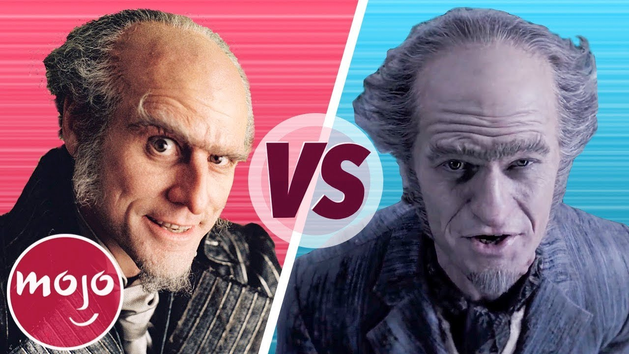 Download A Series of Unfortunate Events: Movie VS TV Series