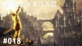 DARK SOULS 3 | #018 - Dicke Nonna! | Let's Play Dark Souls 3 (Deutsch/German)
