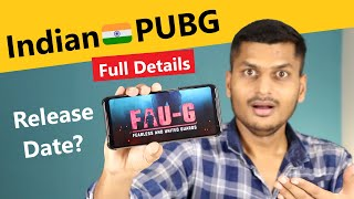 FAUG New Indian Game Launch Date ? Full Details | FAUJI Mobile nCore Games Akshay Kumar