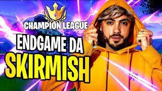 VITTORIA REALE in ARENA con un END GAME DA SKIRMISH! | FORTNITE ITA