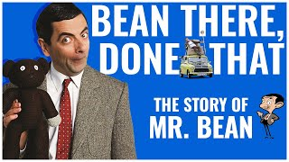 Bean There, Done That   The Story of Mr. Bean   A Docu-Mini