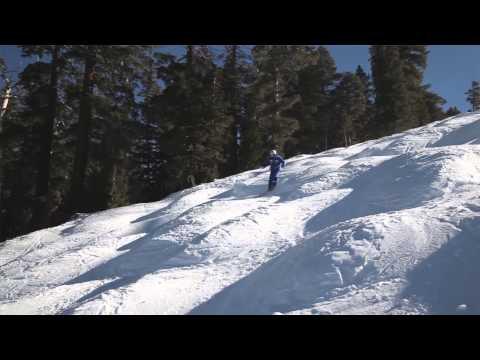 Ski Tip - Sking Bumps from Heavenly Mountain