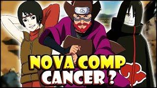 NÓIS É RATO DEMAIS, SE LIGA NA COMPZINHA DO PAI... | Naruto Online