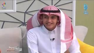 مشروع حماة الوطن التطوعي لقاء قناة بداية عن الطلاب المتطوعين بالمدرسة