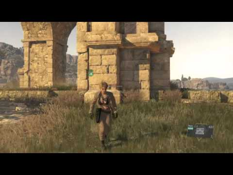 Metal Gear Solid V: Eva Outfit - Mission 11 Rank S |
