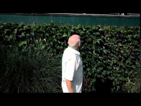 2014 Ice Bucket Challenge Mats Wilander and Paul Noonan