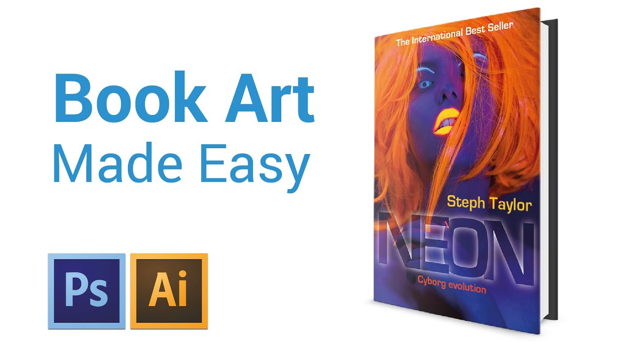 Book Cover Design Illustrator : Stunning book cover design in minutes with illustrator