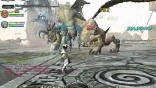 Dragon Nest Gameplay - lvl 24 Acrobat