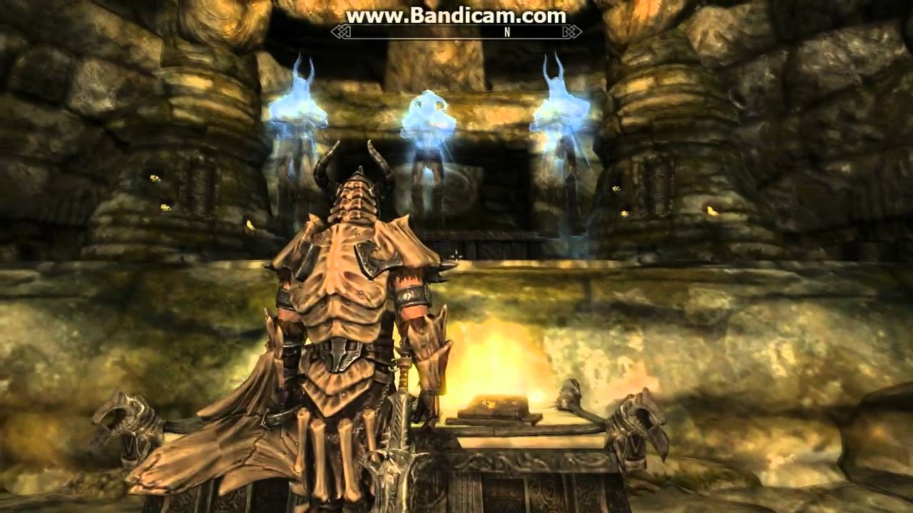The Elder Scrolls V: Skyrim - Forbidden Legend Quest