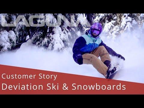 Deviation Ski & Snowboard Works: Customer Story