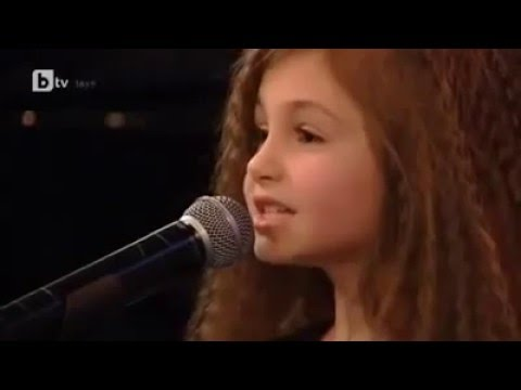 juri pada kagum mendengar suara anak berusia 9 thn yang menyanyikan lagu beyonce - listen
