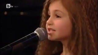 juri pada kagum mendengar suara anak berusia 9 tahun yang menyanyikan lagu beyonce - listen