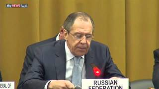 دعوة روسية لاتفاقية لمواجهة الإرهاب الكيميائي