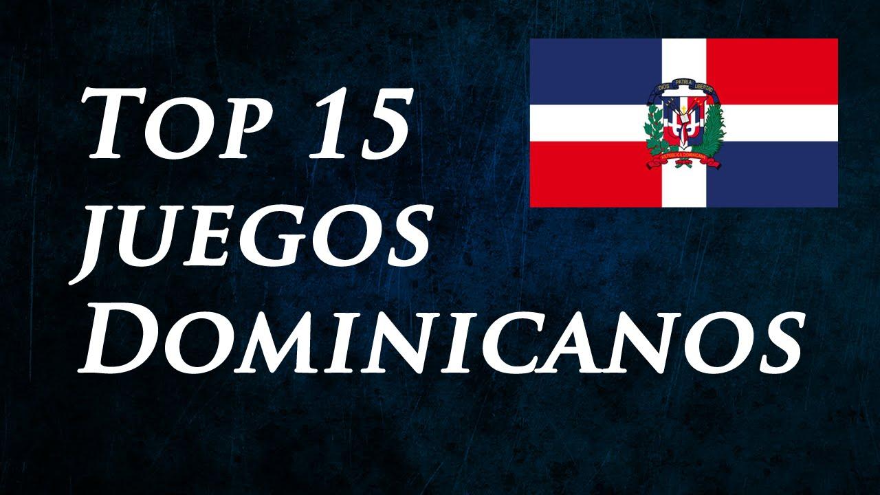 Top 15 Juegos Dominicanos Tipicos Youtube