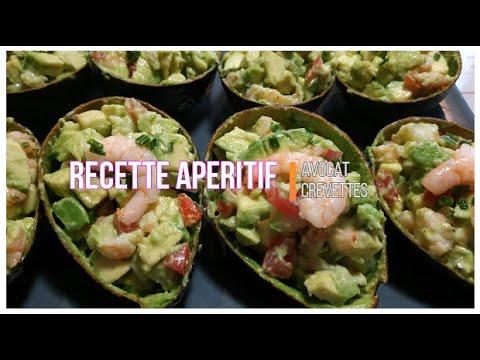 apéritif-2(rapide)-:-recette-salade-d'avocat🥑-et-crevettes-🍤