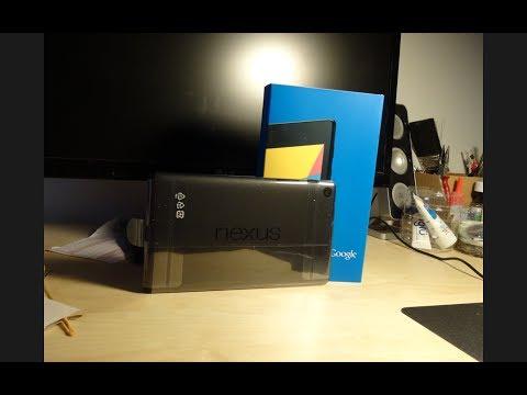 Unboxed : Google Nexus 7 32GB Wi-Fi