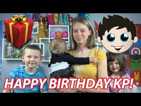 Happy Birthday Kinder Playtime! | A Year of Awesome Toy Fun!
