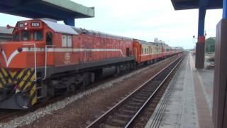 【日本製旧型客車の旅(その1)】台湾鉄道 南廻線 枋寮駅での出発前の一時
