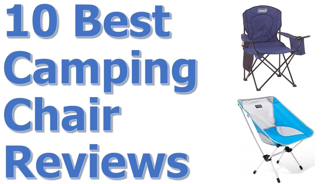 Best Folding Chair Wheelchair Getaways Camping Review Chairs Youtube