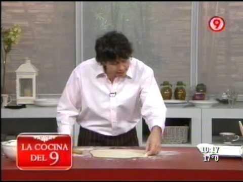 Tarta de at n 3 de 4 ariel rodriguez palacios youtube for Cocina 9 ariel rodriguez palacios facebook