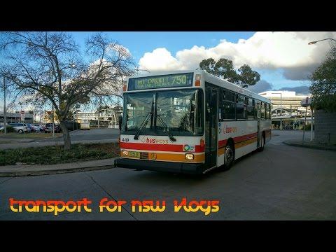 Transport for NSW Vlog No.977 Blacktown Buses - Afternoon Peak
