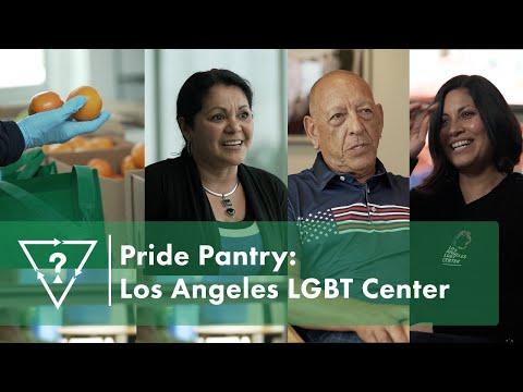 Pride Pantry: Behind Los Angeles LGBT Center
