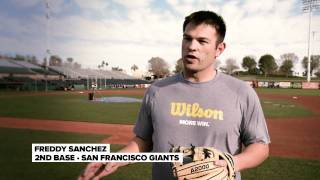 wilson gloves baseball superstitions