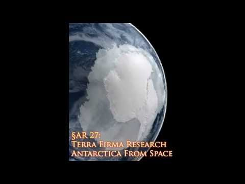 Antarctica From Space - Flat Earth