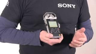 Sony PCM-D100 Vorschau