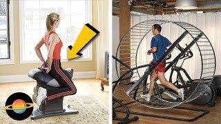 10 najdziwniejszych produktów do fitnessu