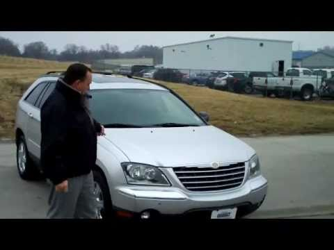 Used 2004 Chrysler Pacifica for sale at Honda Cars of ...