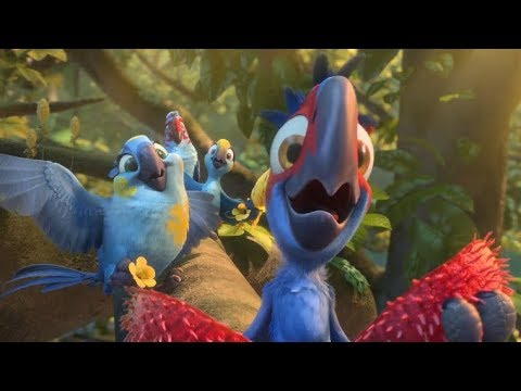 Rio 2 Beautiful Creatures
