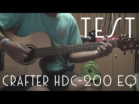 Test Crafter HDC-200 EQ By OttoTnk
