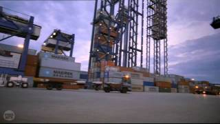 Channel 4 ident 2006 to Now - Docks