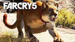 Женщина-кошка #5 Far Cry 5 прохождение