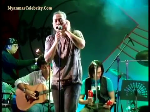 Iron Cross Music Concert, Sedona Hotel, Yangon (September 4, 2010)