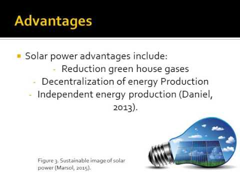 Replacing Coal with Solar Power