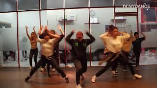 [NYDANCE]걸스힙합 J Balvin, Willy William -  Mi Gente(REMIX) choreography by J-fire(인천댄스학원/부천/부평/계산동)