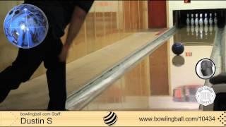dv8 hell raiser terror bowling ball video review