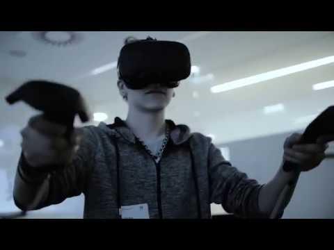 VR Summit Salzburg 2017 (Salzburg University of Applied Sciences)
