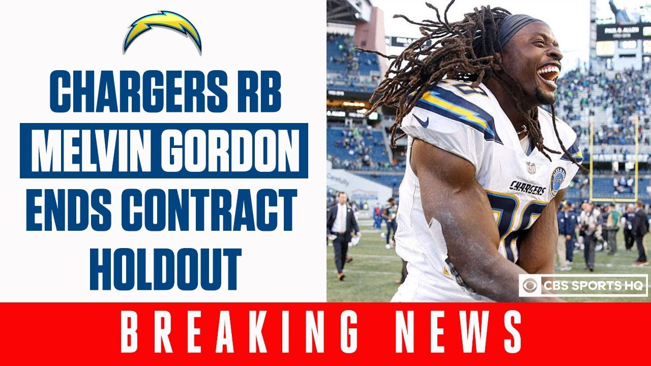 Report: Melvin Gordon close to a new deal, somewhere