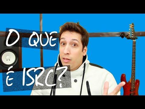 O que é ISRC? Diferenças entre ISRC, Registro e UPC!! | Marino Scheid