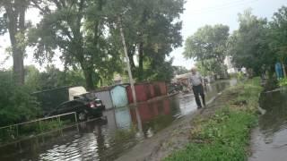 20.06.2015 Курск  ВЕНЕЦИЯ после ливня Ч1