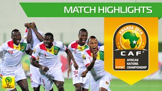 Zambia vs Guinea (QF) | Orange African Nations Championship, Rwanda 2016