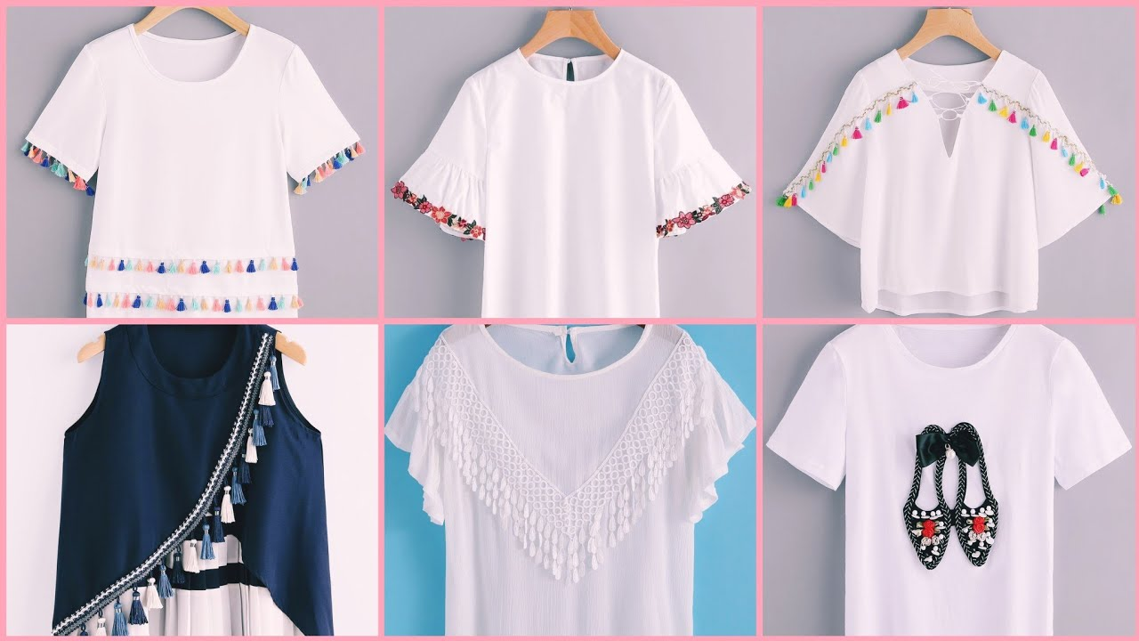Most Beautiful Casual Shirt Design For Girls New Collection 2020 Fashion Ideas Youtube