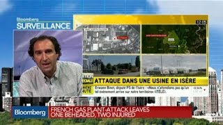 French Terror Attack Leaves One Dead at Gas Plant